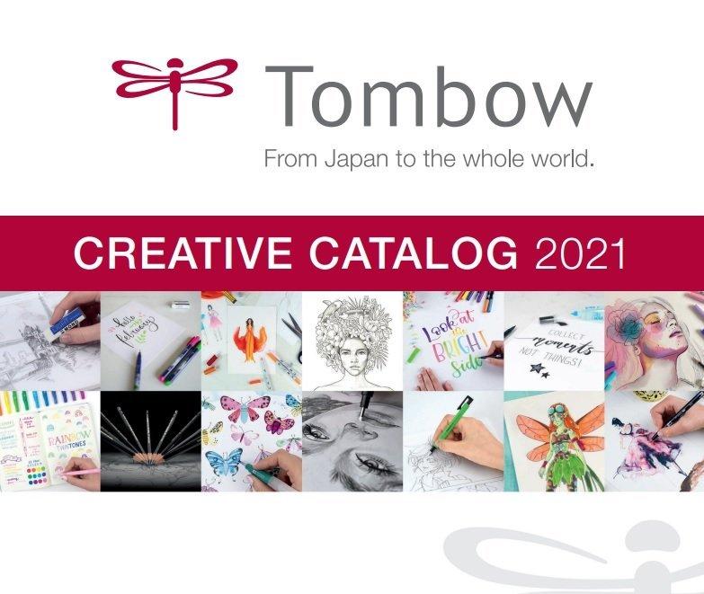 Katalog kreatywny Tombow
