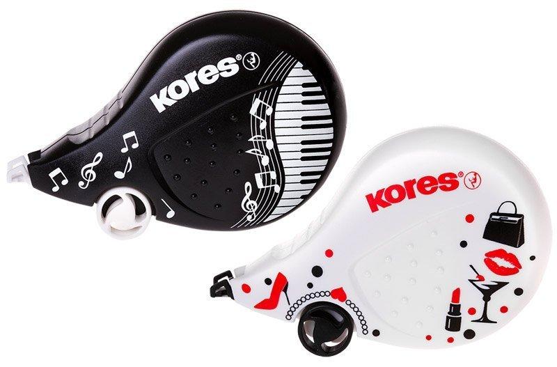 Czarno – Białe Korektory SCOOTER, mix, 8m x 4,2mm