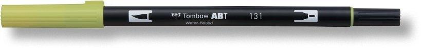 Flamaster Brush pen ABT, lemon lime