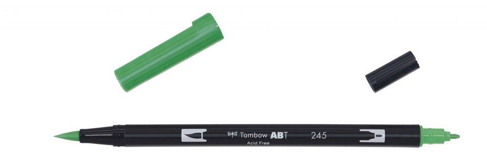 Flamaster Brush pen ABT, sap green