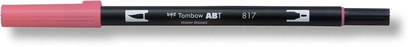 Flamaster Brush pen ABT, mauve