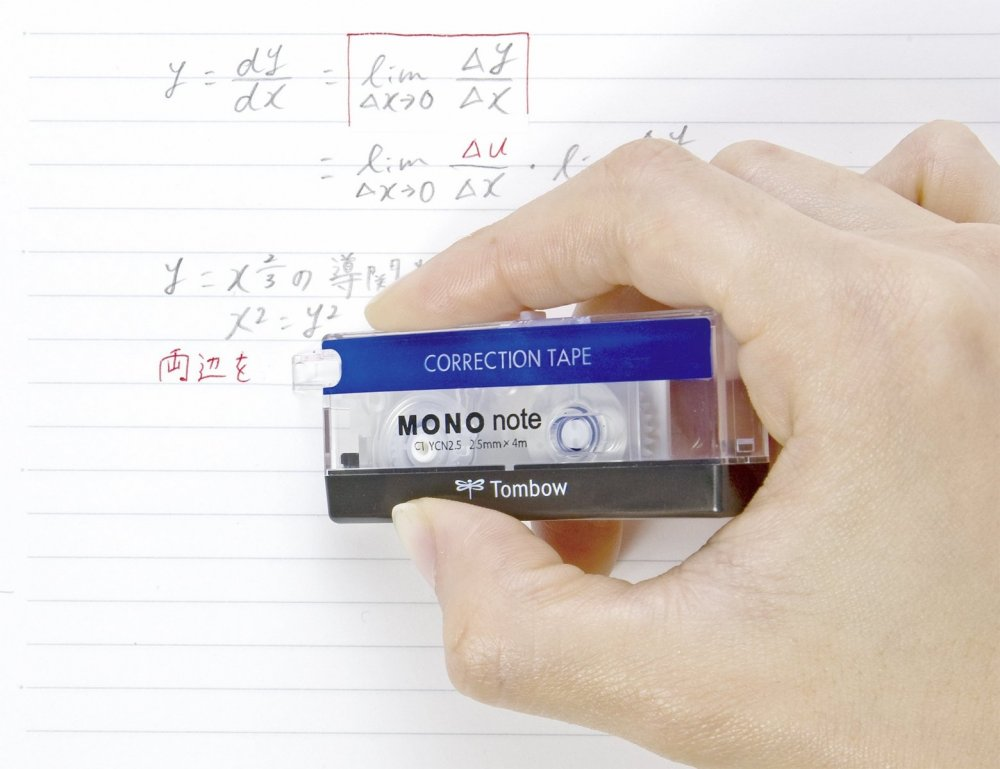Korektor w taśmie, sz. 2,5 mm x d. 4 m