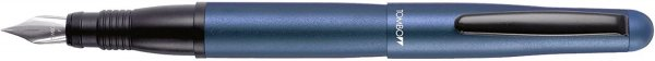 Pióro wieczne Object Aluminium, Petrol Blue
