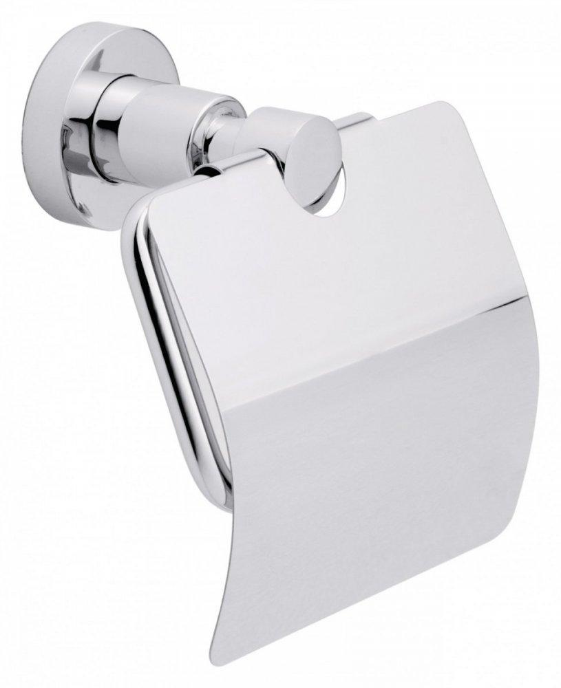 tesa® Loxx Uchwyt na papier toaletowy z przykrywką