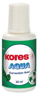 Korektor w buteleczce AQUA eco 20ml, na bazie wody