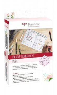 Zestaw Creative Journaling Kit Pastel